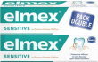 Elmex sensitive professional lot de 2 x 75 ml