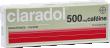 Claradol 500 mg cafeine, comprimé